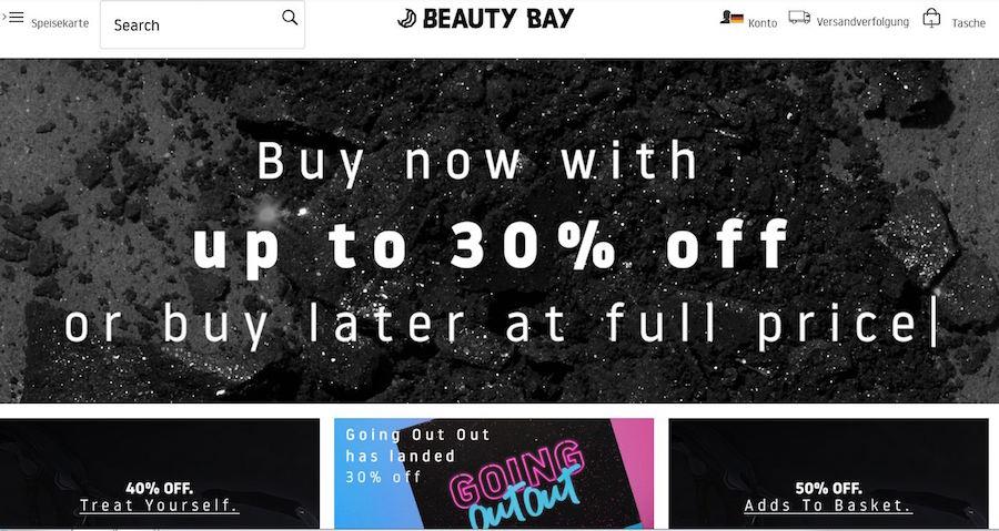 Beauty Bay Sale