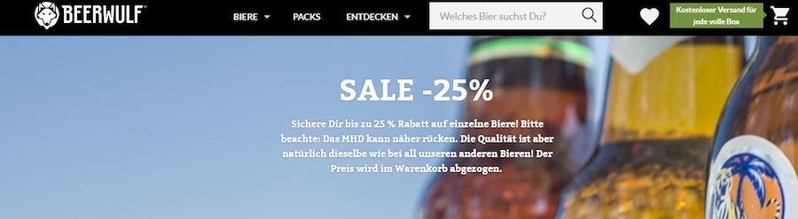 Beerwulf Sale