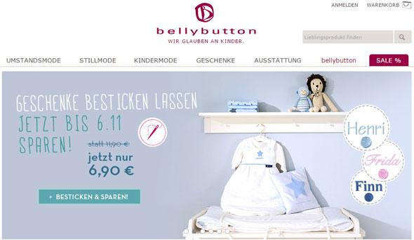 bellybutton Screenshot