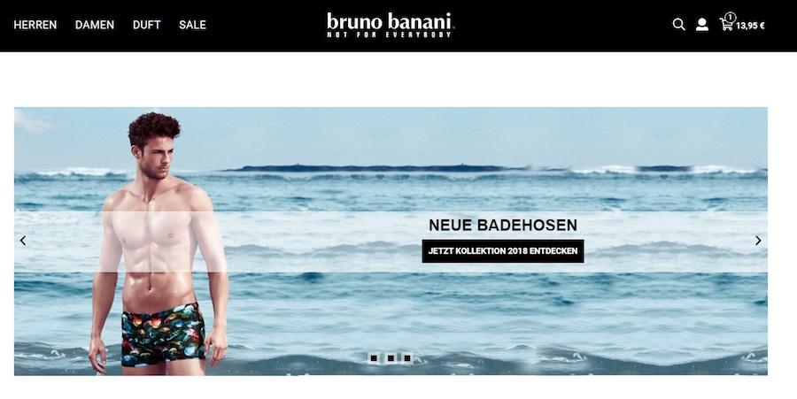 Bruno Banani Shop