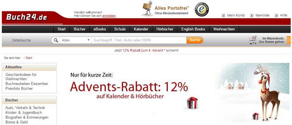 Buch24 Screenshot