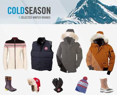 Cold Season Werbung