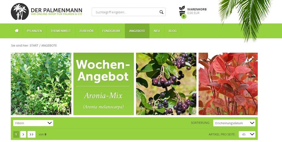 Der Palmenmann Sale
