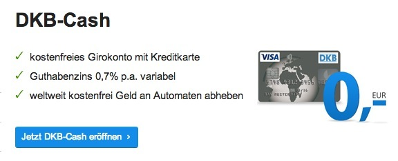 DKB Angebot