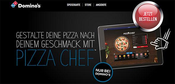 Domino's Pizza Teaser