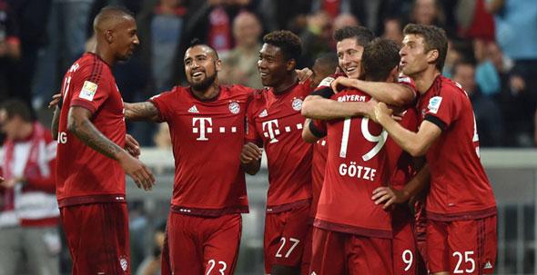 FC Bayern Teaser