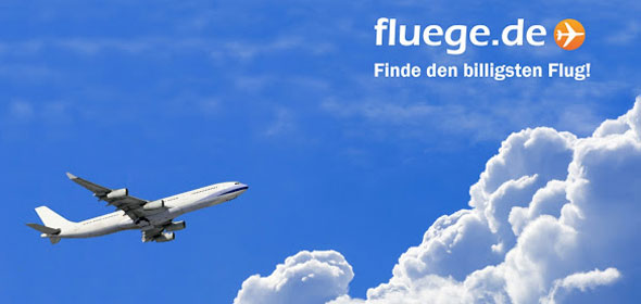 Fluege.de Teaser