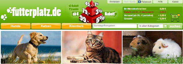 Futterplatz Screenshot