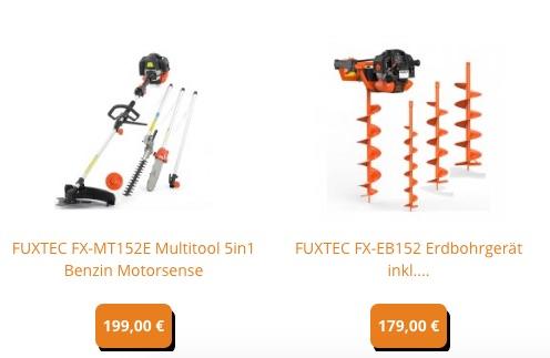 Fuxtec Produkte