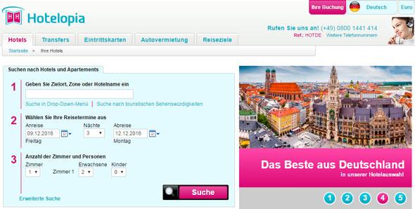 Hotelopia Screenshot
