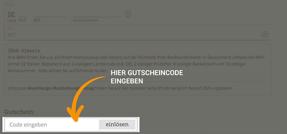 hlx Gutscheincode