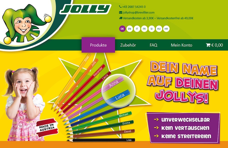 Jolly Shop