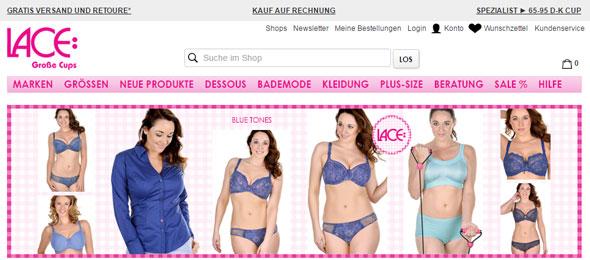 Lace Screenshot