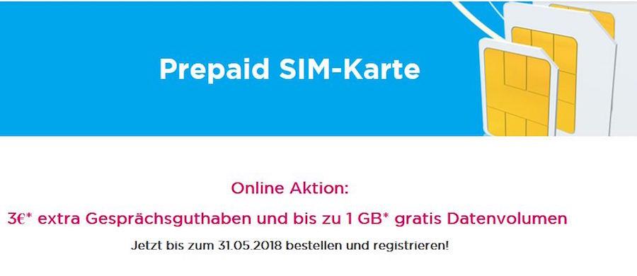 Lebara gratis Simkarte