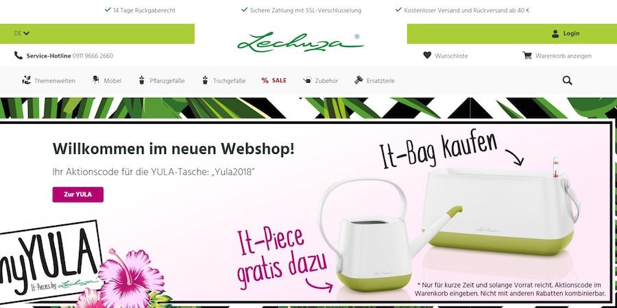 LECHUZA Shop Angebote