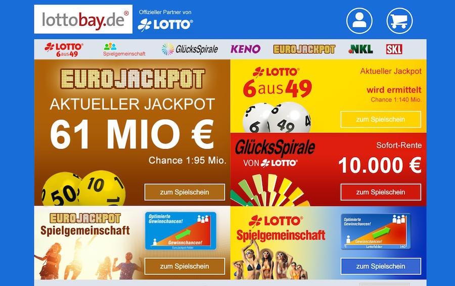 Lottobay Shop