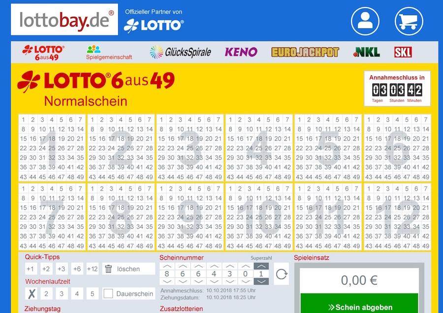 Lottobay Deals