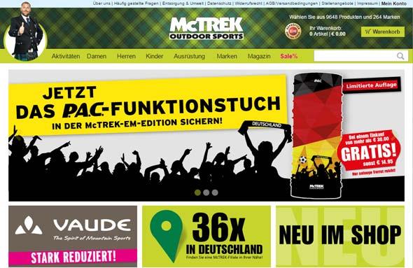 McTrek Screenshot