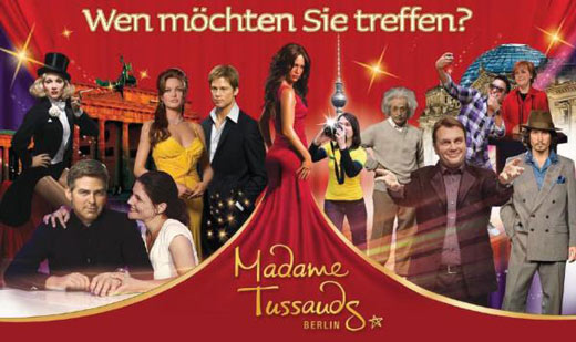 Madame Tussauds Teaser