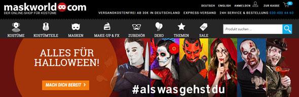 Maskworld Screenshot