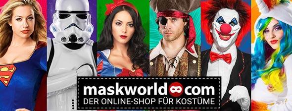 Maskworld Teaser