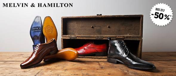 Melvin & Hamilton Gutscheine