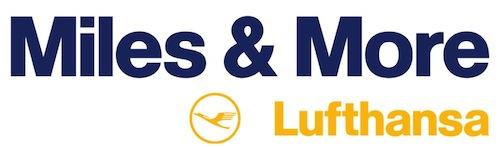 Miles and More Kreditkarte Logo