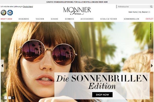Monnier Freres Screenshot