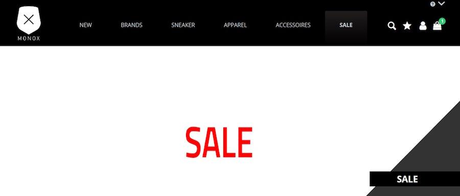 Monox Sale