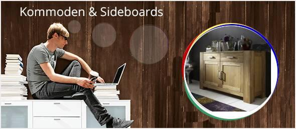 Werbebanner Möbel
