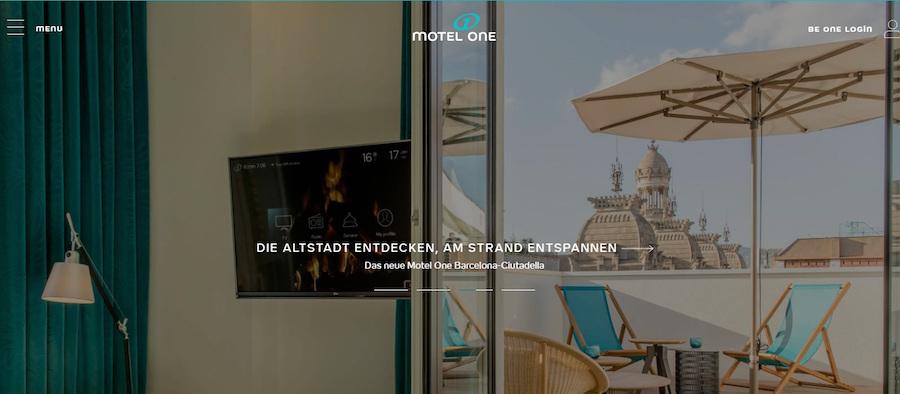 Motel One Hotel