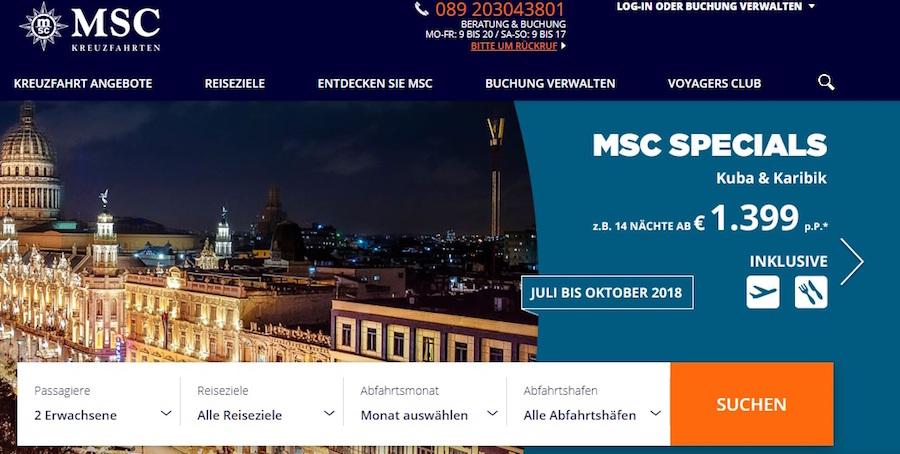 MSC Shop