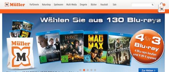 Müller Webseite