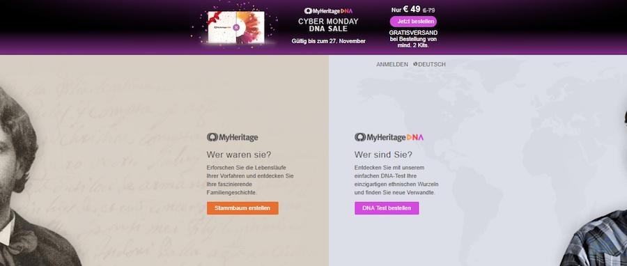 MyHeritage Shop
