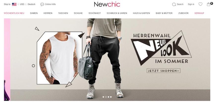 Newchic Shop