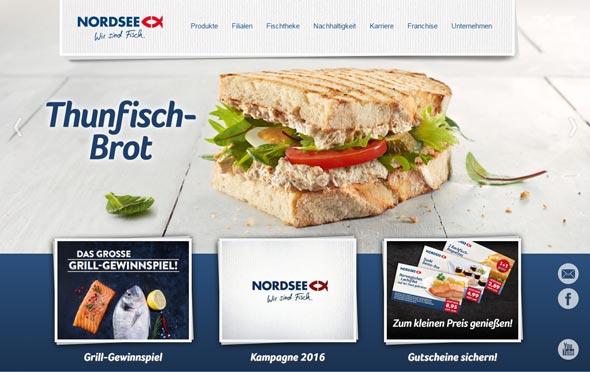 Nordsee Screenshot