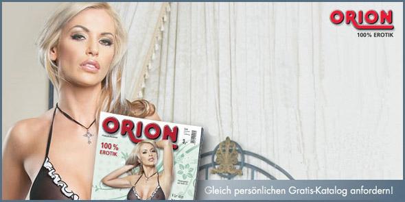 Orion Katalog anfordern