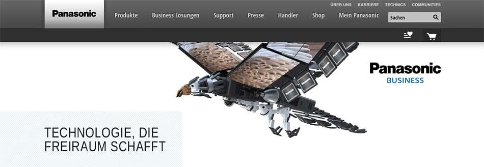 Panasonic Gutschein