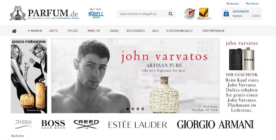 Parfum.de Shop