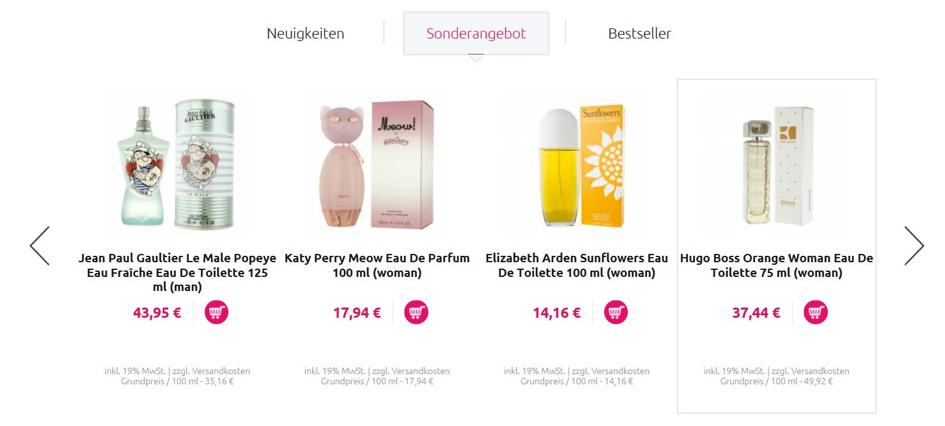 Parfum Zentrum Gutschein