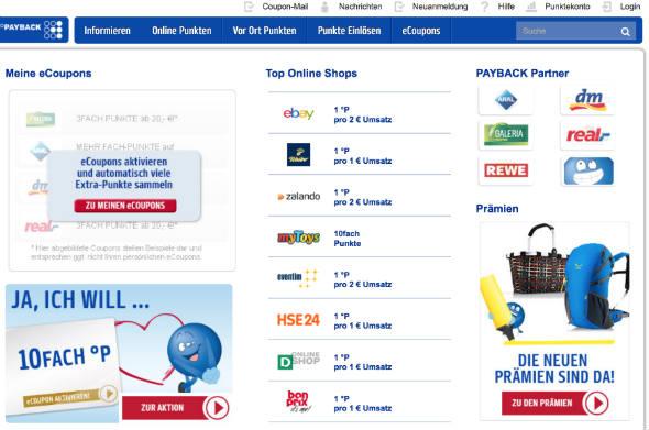 Payback Website