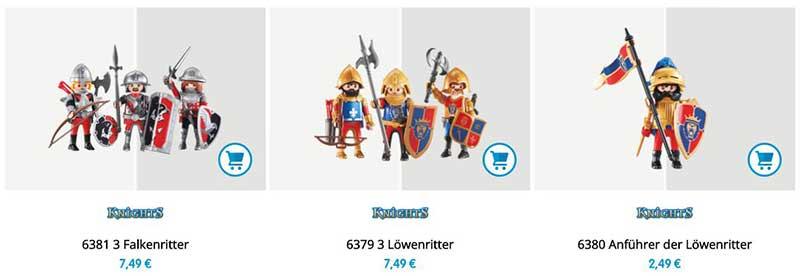 Playmobil Ritter Angebote