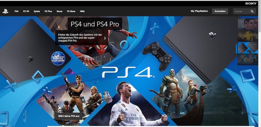 Playstation Shop Angebote