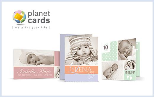 Planet Cards Teaser