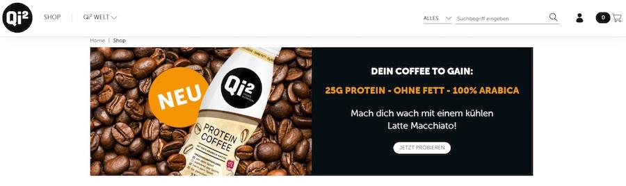 Qi2 Online Shop