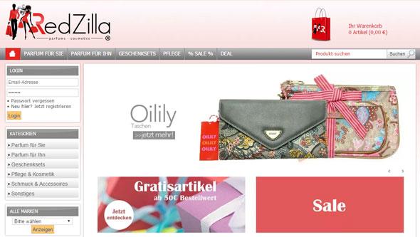 Redzilla Screenshot