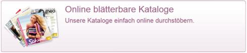 Schwab Online-Katalog