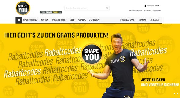 Shape You Screenshot