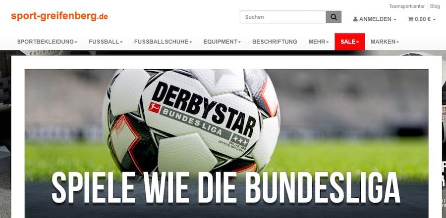 Sport Greifenberg Shop