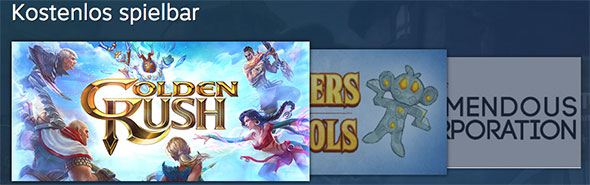 Steam Freegames